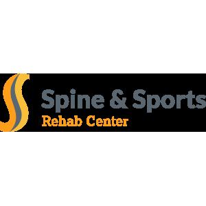 Spine & Sports Rehab Center logo - Deep Fried